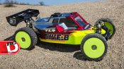 WOW – It's HUGE – The 5IVE-B Race Kit from Team Losi Racing