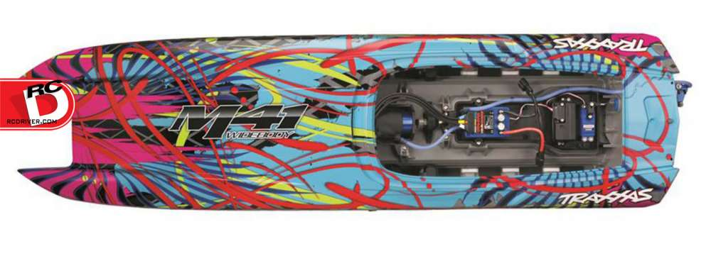 Traxxas - DCB M41 40 Ready-To-Race Catamaran w Tqi TSM Radio System_2 copy
