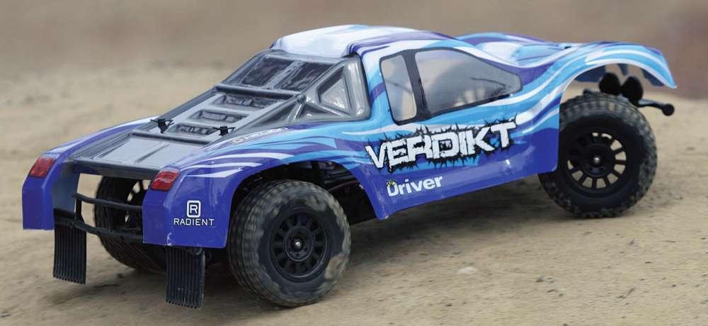 We Review the Helion Verdikt Electric RC Short Course Truck