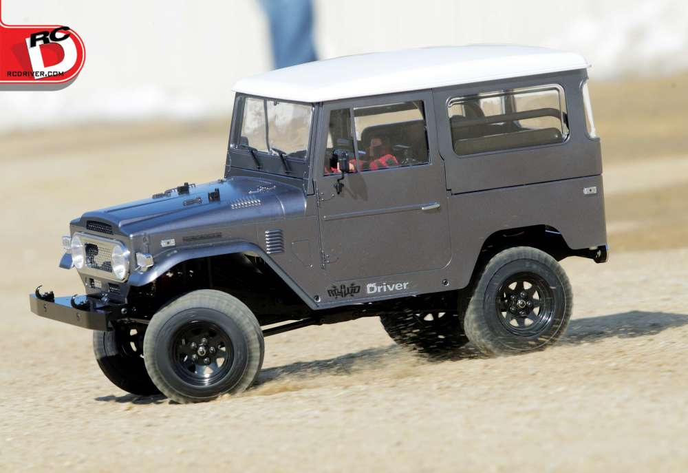 We Review the RC4WD Gelande RC Trail Truck