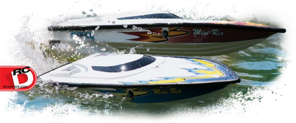 AquaCraft Models - Mini Rio RTR copy