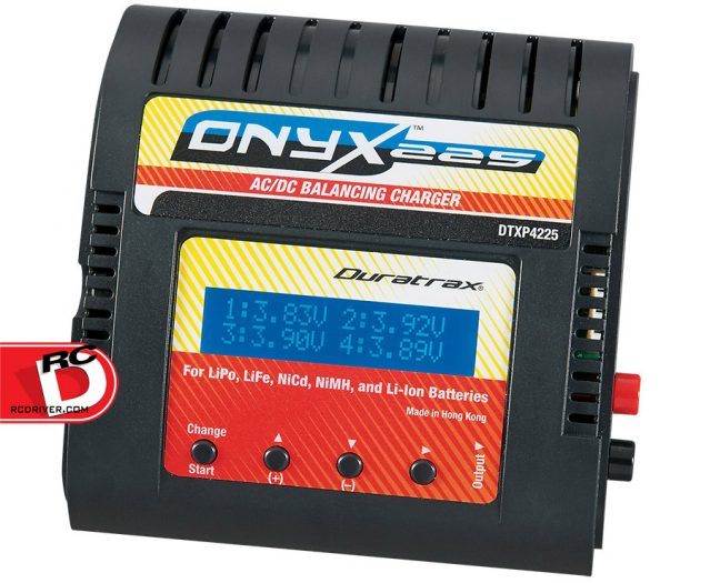 Duratrax - Onyx 225 Charger copy