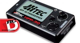 Hitec - HFP-30 Digital Servo Programmer and Universal Servo Tester copy