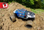 ARRMA Nero BLX Monster Truck – Day 4: Diff Brain