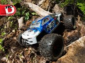 ARRMA Nero BLX Monster Truck – Day 2: Suspension