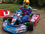 We Have The Details on the Oskart USA 1/2 Scale Gas Powered Go Kart