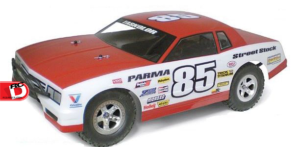 Parma - 85 Street Stock SC Clear Body copy