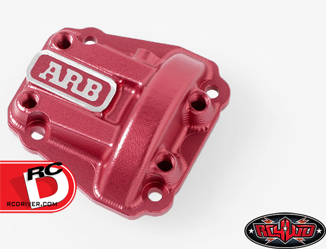 RC4wd - ARB Diff Cover for Vaterra Ascender copy