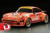 Porsche 934 Jagermeister – TA02SW from Tamiya