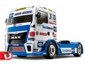 Team Hahn Racing MAN TGS (TT-01 Type-E Chassis) from Tamiya