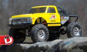 1972 Chevrolet K10 Pickup Ascender 4WD RTR from Vaterra