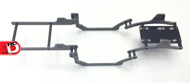Carbon Fiber and G10 Frame Kits for the Axial RR10 Bomber from ...