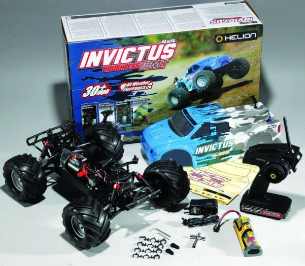 Helion Invictus 10MT RC Monster Truck Review-21