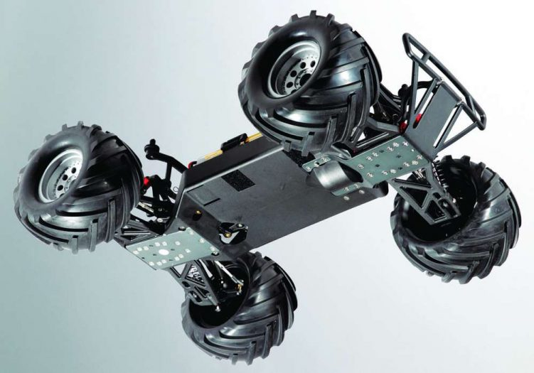 Helion Invictus 10MT RC Monster Truck Review-31