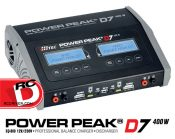 Power Peak D7 AC/DC Balance Charger/Discharger