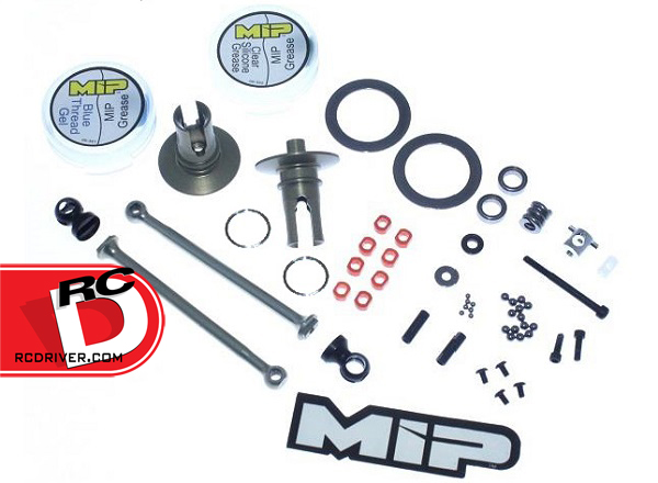 MIP - Pucks 17.5 Drive System For All B6 and B5 Vehicles