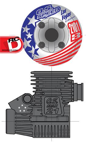 O.S. Engines - Speed B2101 Las Vegas Edition