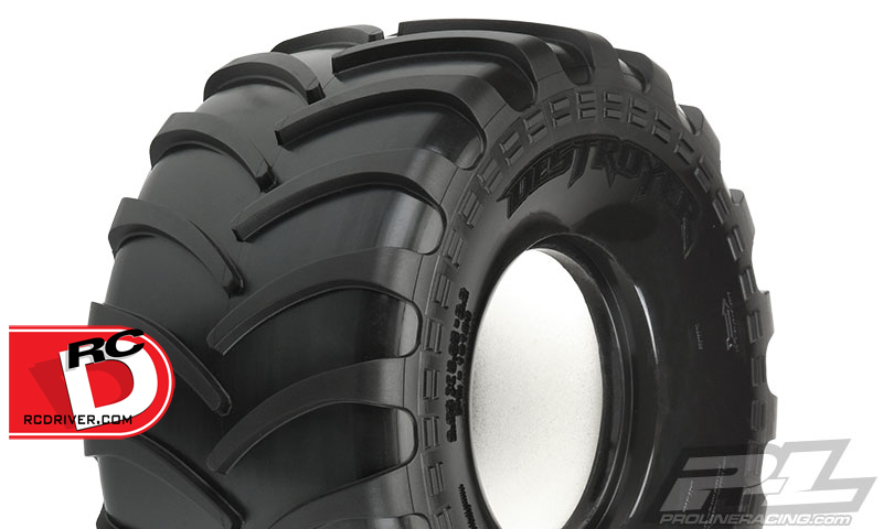 Pro-Line - Destroyer 2.2 M3 All-Terrain Tires