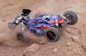 RC Basher Meets RC Racer: LRP S8 Rebel BXe