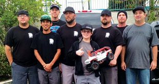RC Car Event Promotes Blood Donations