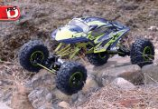 RC Crawler Review: Exceed MaxStone