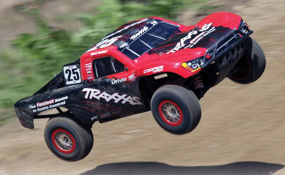 RC Truck Review Traxxas Slash With On Board Audio