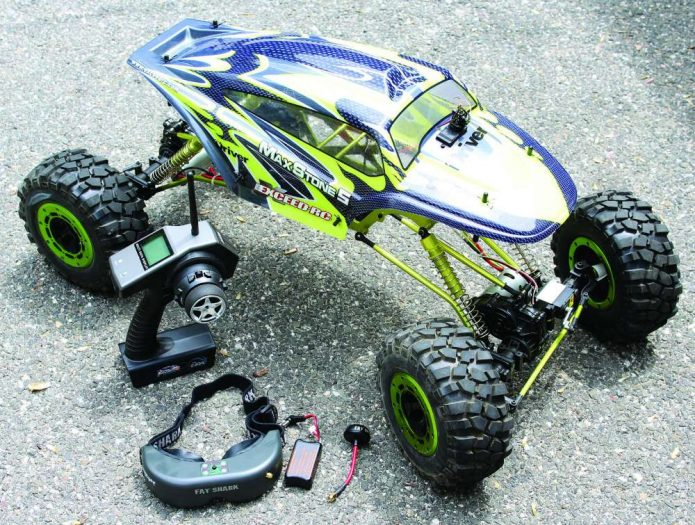 Set up Your RC Car or Truck for FPV Driving -2
