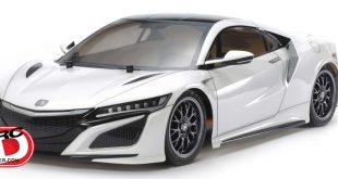 Tamiya - Acura NSX TT-02 Kit copy
