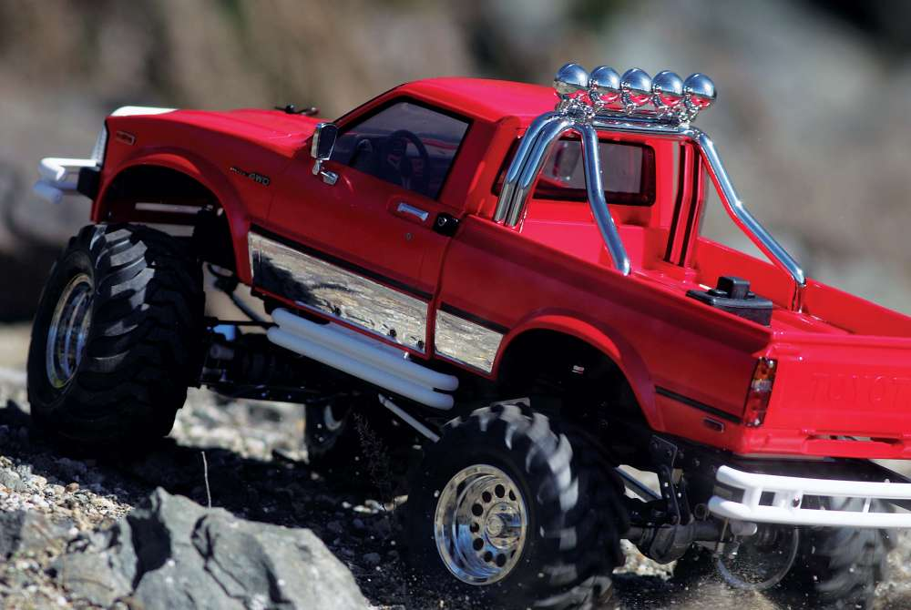 Tamiya Toyota 4x4 Mountain Rider Rc Truck Review Rc Driver