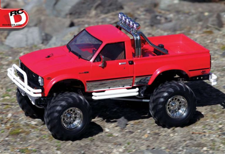 Tamiya Toyota 4×4 Mountain Rider RC Truck Review