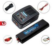 Reedy 324-S Compact Balance Charger/LiPo Battery Combos