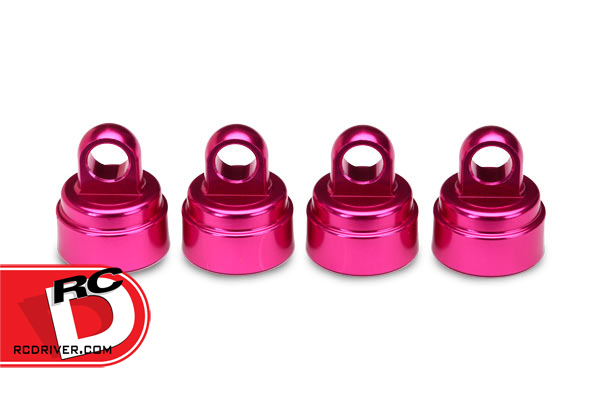Traxxas - Pink Anodized Aluminum Option Parts_1 copy