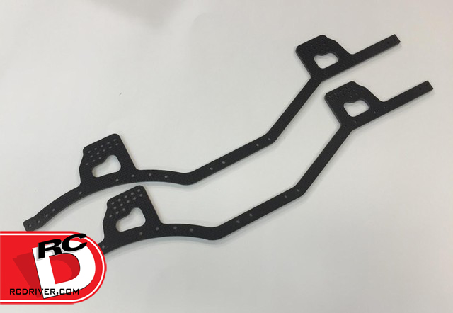 Axial SCX10 Carbon Fiber Frame Rails from Xtreme Racing - RC Driver