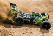 T8X 1/8 Brushless Buggy Review