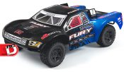 Updated – The Fury Mega 2wd Short Course Truck from ARRMA