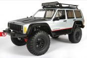 2000 Jeep Cherokee Clear Body from Axial Racing