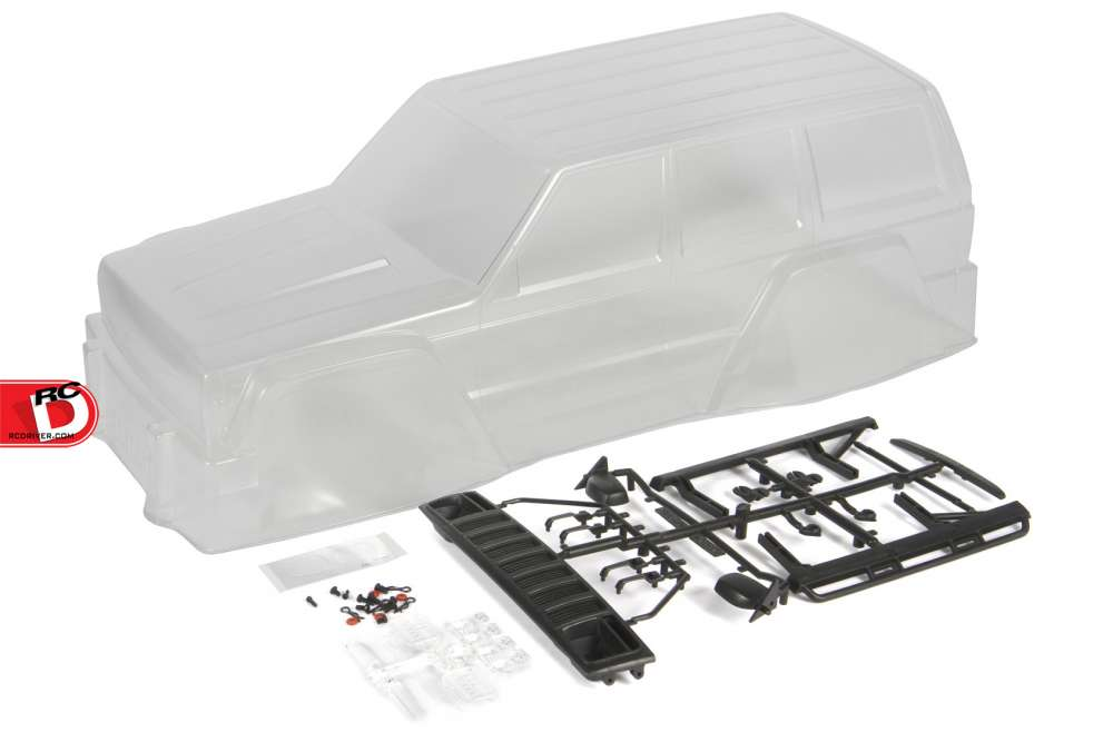 Axial Racing - 2000 Jeep Cherokee Clear Body-2 copy