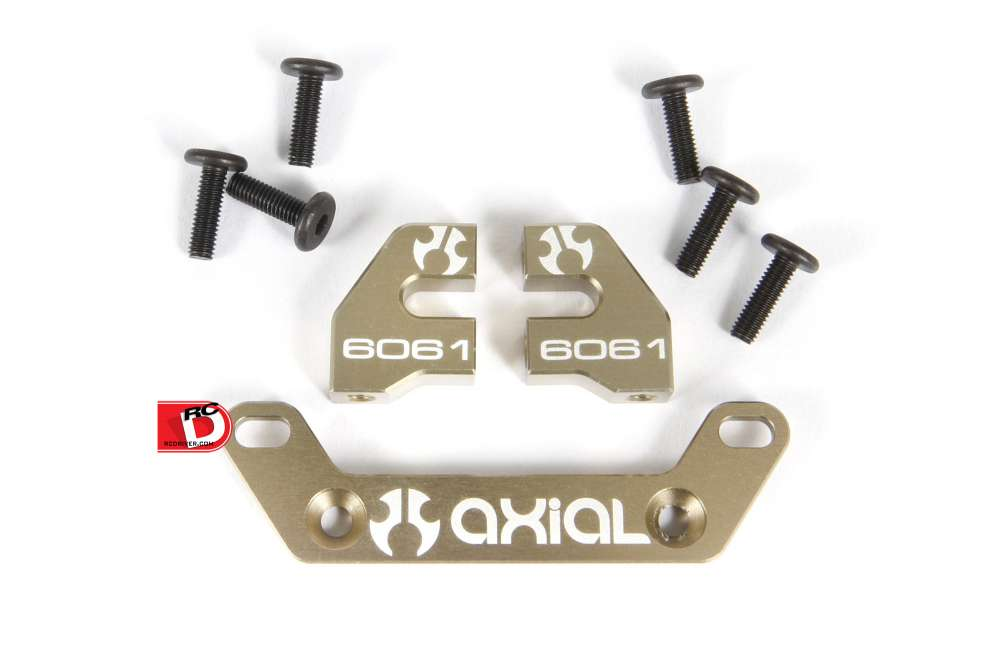 Axial Racing - Aluminum Option Parts For The SCX10II_2 copy