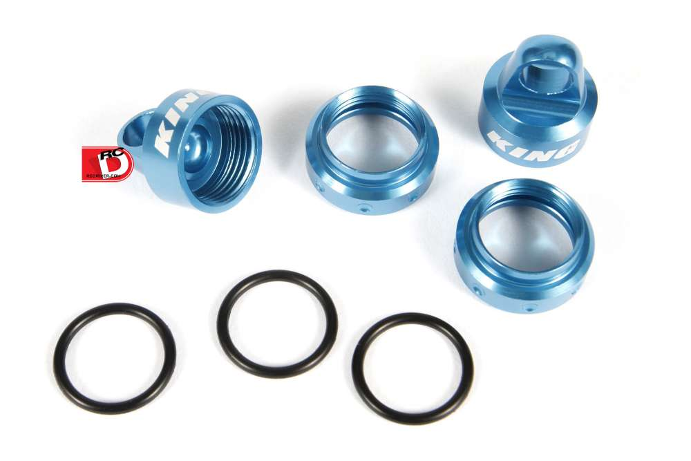 Axial Racing - Kings Shocks Aluminum Caps, Collars and Spring Retainers_1 copy