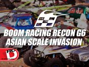 Boom Racing Presents First Asian RECON G6: Asian Scale Invasion