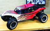How To Install the SX5 Sand Rail Conversion from Kraken RC on the HPI Baja