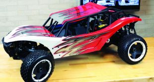 How To Install the SX5 Sand Rail Conversion from Kraken RC on the HPI Baja-1