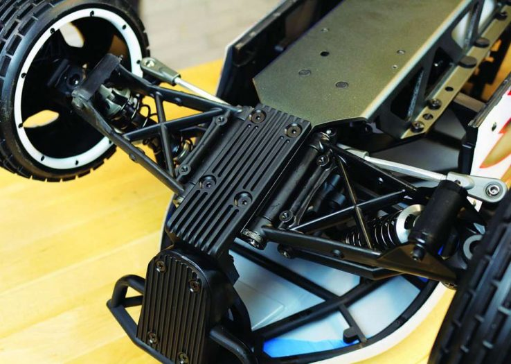 How To Install the SX5 Sand Rail Conversion from Kraken RC on the HPI Baja-10