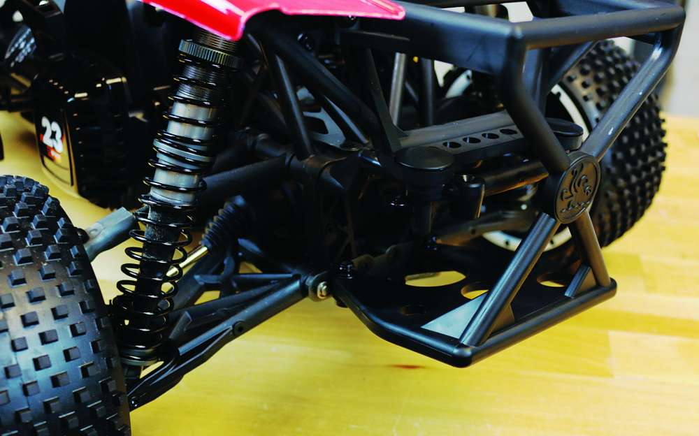 How To Install the SX5 Sand Rail Conversion from Kraken RC on the HPI Baja-11