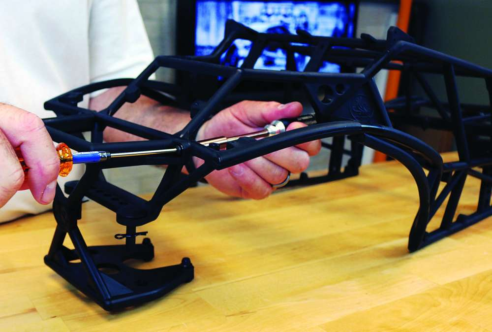 How To Install the SX5 Sand Rail Conversion from Kraken RC on the HPI Baja-4