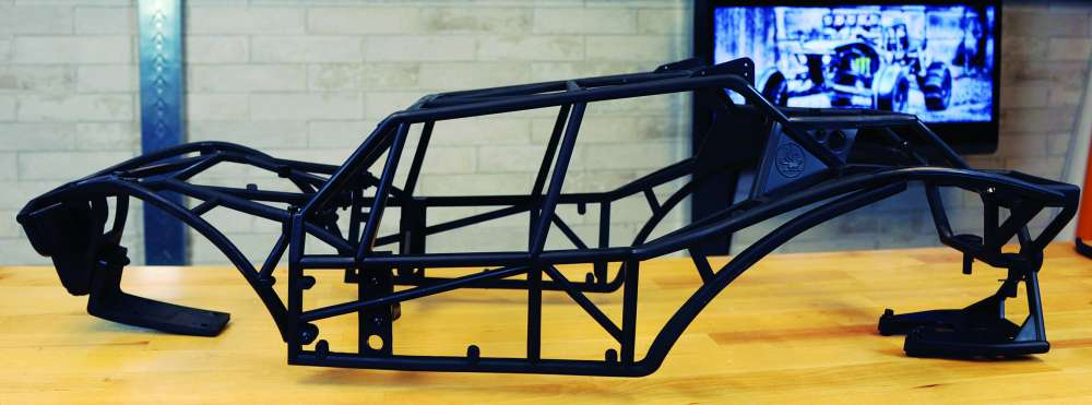 How To Install the SX5 Sand Rail Conversion from Kraken RC on the HPI Baja-5