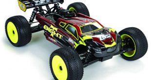 Losi 8IGHT-T Gas Truggy  Hop Ups-1