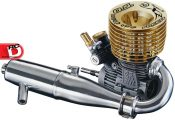 21XZ-B Speed Spec II Gold Edition Engine from O.S.