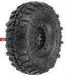 Interco TSL SX Super Swamper XL G8 Rock Terrain Truck Tires Mounted by Pro-Line