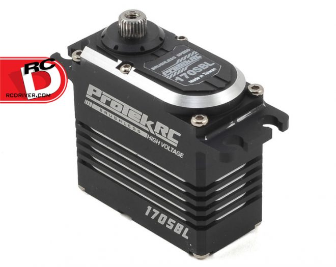ProTek RC 170SBL Black Label High Speed Brushless Servo